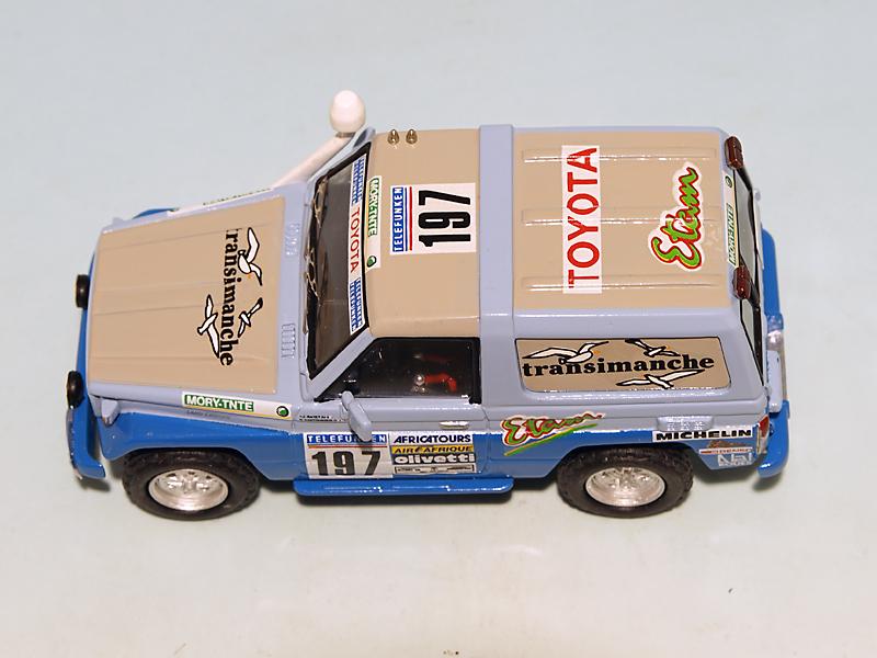 9601 Toyota Transimanche Dakar 87 07