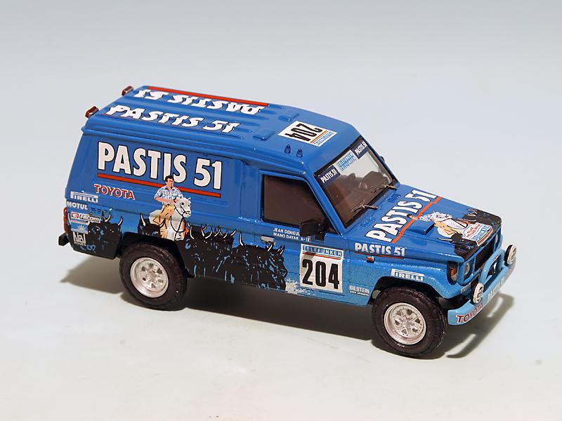 9605 Toyota Pastis 51 Dakar 1987 01