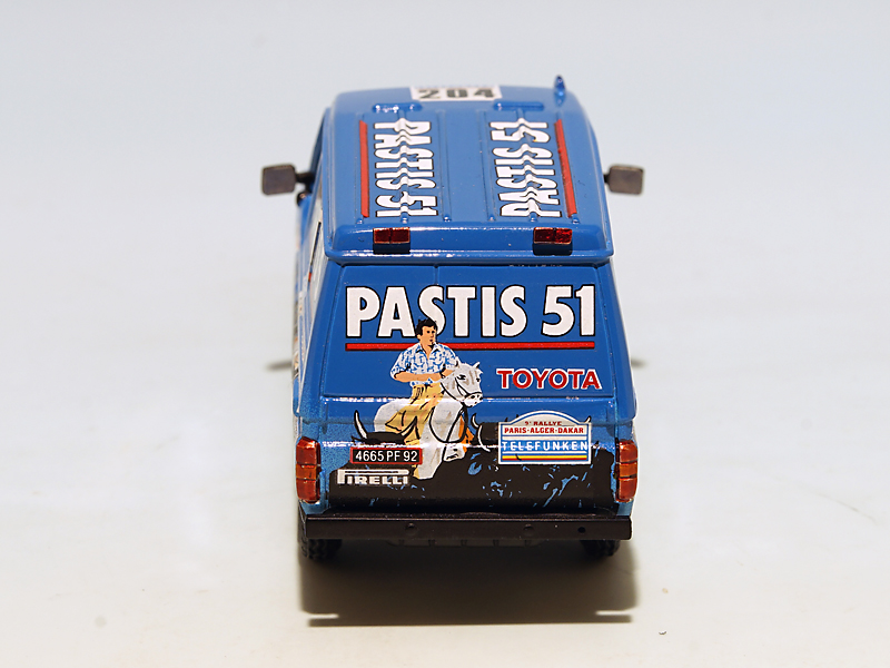 9605 Toyota Pastis 51 Dakar 1987 05