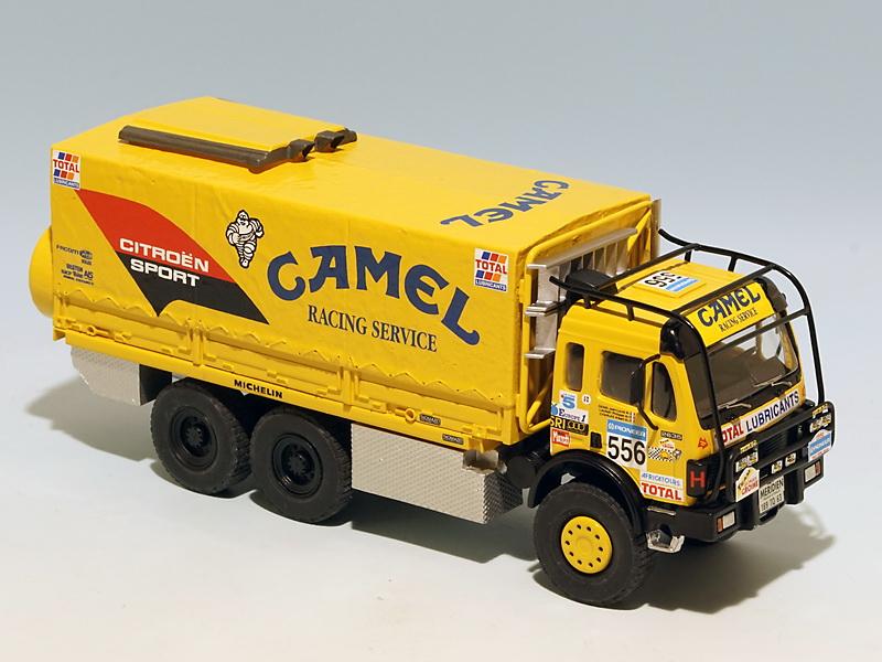9809 Mercedes 2635 Ast. Citroen Dakar 1991 01
