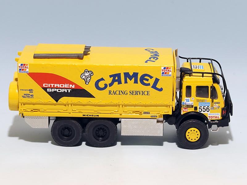 9809 Mercedes 2635 Ast. Citroen Dakar 1991 04