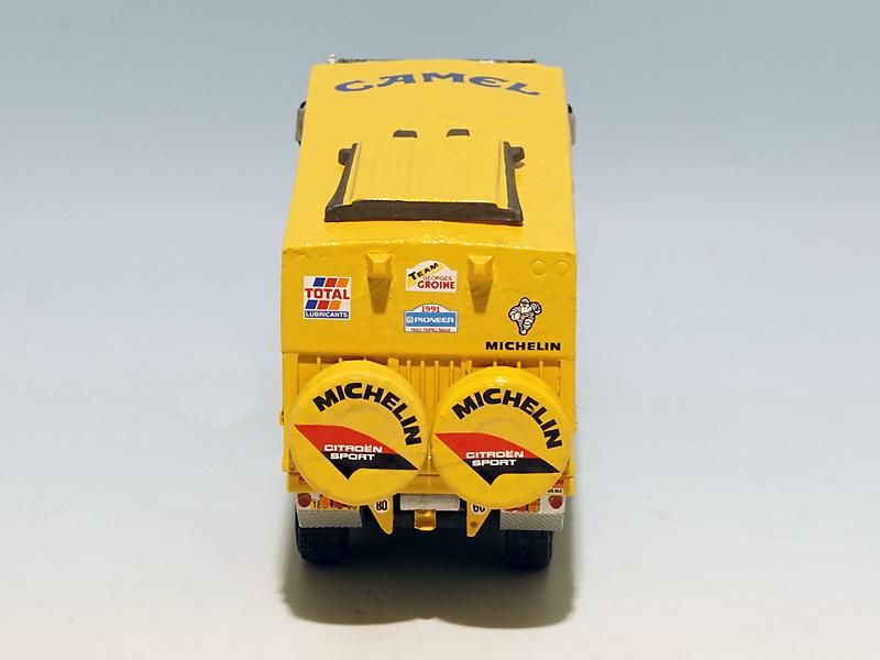 9809 Mercedes 2635 Ast. Citroen Dakar 1991 06