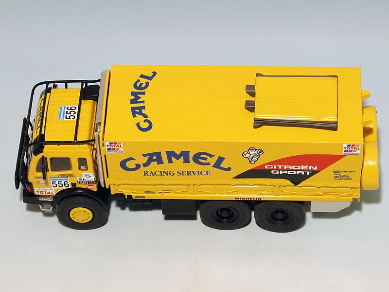 9809 Mercedes 2635 Ast. Citroen Dakar 1991 07