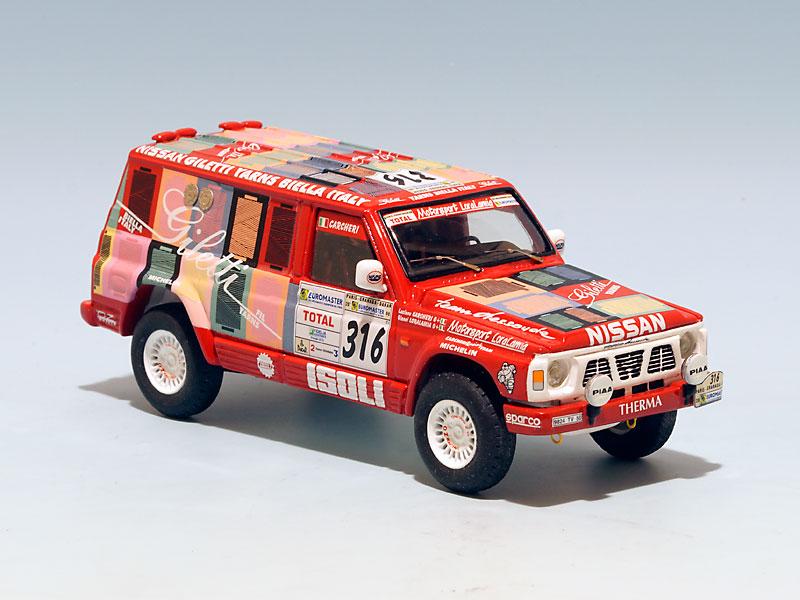 Nissan-Giletti-Dakar-1998-avant-droit