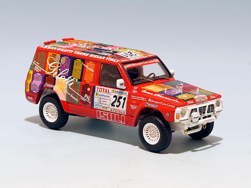 Nissan-Giletti-Dakar-1999-avant-droit