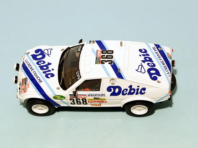 21205 Proto-Rover-Debic-Dakar-1985-05