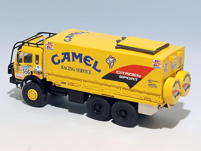 9809 Mercedes 2635 Ast. Citroen Dakar 1991 02